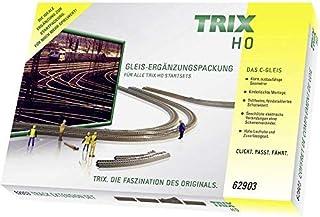 TRIX T62903 C-spår kompletteringsspackning modell promenadbana C3 H0