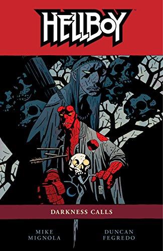 Hellboy Volume 8: Darkness Calls (English Edition)