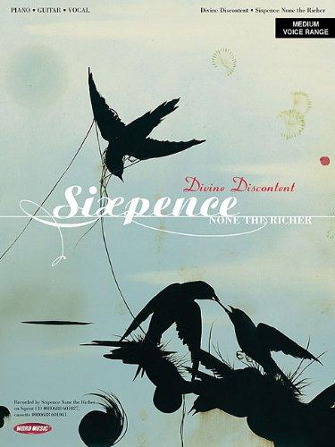 Sixpence None the Richer - Divine Discontent (PIANO, VOIX, GU)