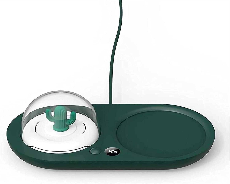 Smart Coffee Mug service Warmer Cup Desk Office Use Translated Electri for