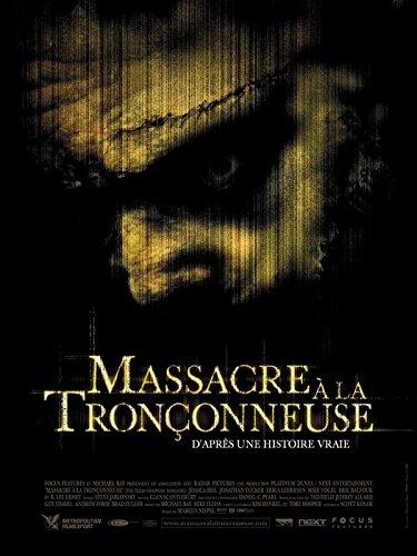 Massacre A La Tronconneuse [Edizione: Francia] [Italia] [DVD]