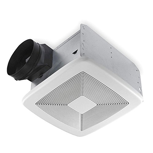 Bathroom Fan, 80 CFM, 0.2A, 23.3W