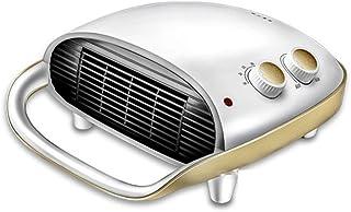 Calefactor Calentador de Ventilador montado en la Pared Hogar Pequeños Calentadores Impermeables Cuarto de baño de la Oficina Mini Calentador eléctrico del Escritorio
