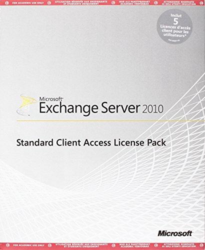 Microsoft Exchange Academic - Standard CAL (5-licence)