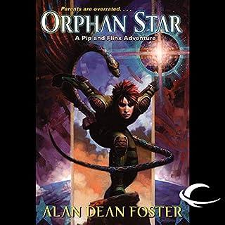 Orphan Star audiobook cover art