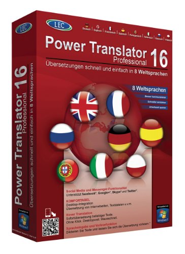 LecAvanquest Power Translator 16 Bild