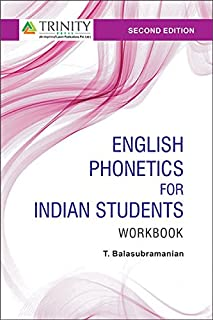 English Phonetics for Indian Students-A Workbook