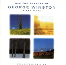 All the Seasons of George Winston: Piano Solos by Winston, George (1998-03-24)