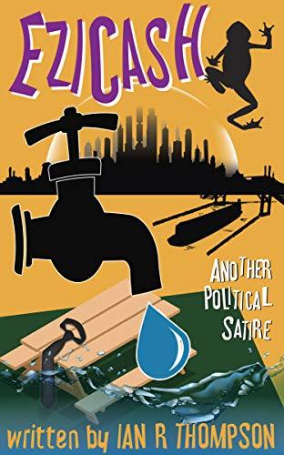 Book: Ezicash by Ian Thompson