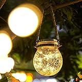 Luces Solares LED,Luces para patio,Farol solar,LED colgantes de vidrio...