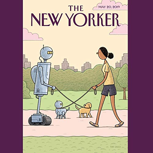 Couverture de The New Yorker, May 20th 2019 (John Jeremiah Sullivan, Rebecca Mead, James Wood)