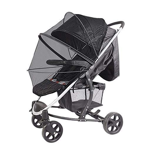 CSPone Mosquiteras para Bebé Carrito Mosquiteras para Cochecitos Polvo para Bebés y Picaduras de Mosquitos Accesorios para Carritos de Bebé Lavables