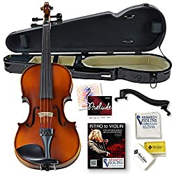 Bunnel Premier Student Violin Outfit Full Size - Best Kennedy Violins
