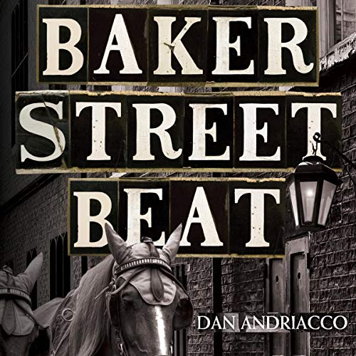Baker Street Beat - an Eclectic Collection of Sherlockian Scribblings audiobook cover art