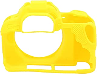 Rubber Shell Silicone Skin Body Cover For Canon 200D Camera Protection Case