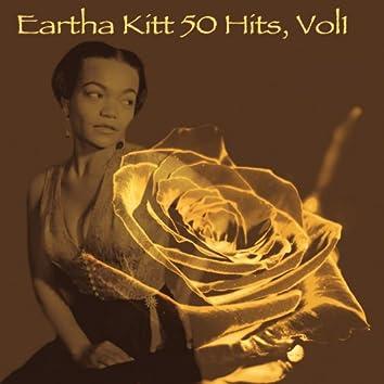 Eartha Kitt 50 Hits, Vol. 1