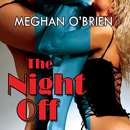 The Night Off audiobook cover art