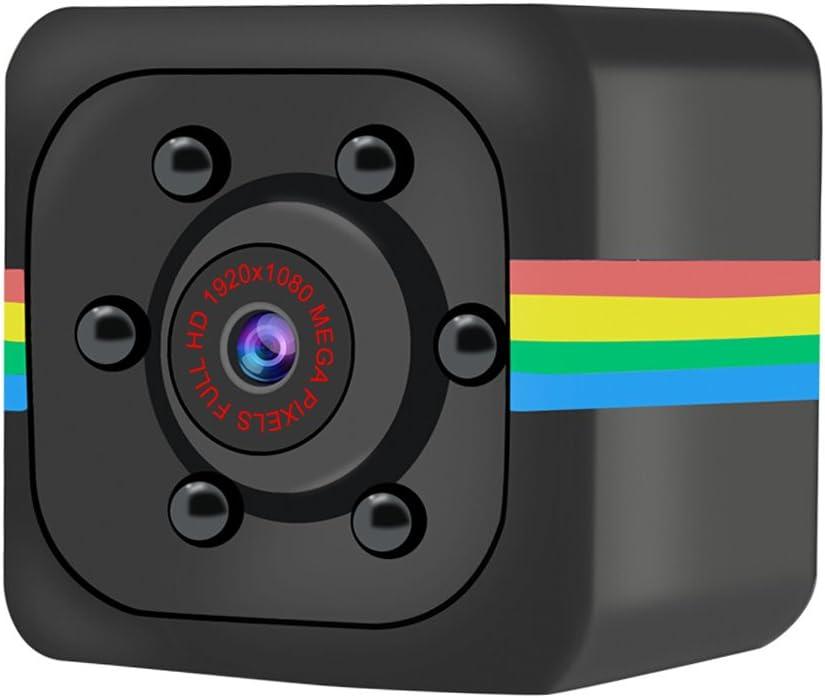 JSLING Sq11 Mini Camera, Full HD 960P Portable Sensor Night Vision Mini Camera Dvr Dv Motion Recorder Camera Indoor and Outdoor Use