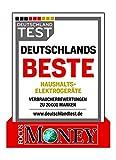 Bomann GS 2196.1 Gefrierschrank / 84.5 cm / 131 kWh/Jahr / 85 L Gefrierteil / Türanschlag wechselbar / inox - 10