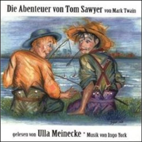 Die Abenteuer von Tom Sawyer Titelbild