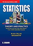 Statistics (Theory & Practice)