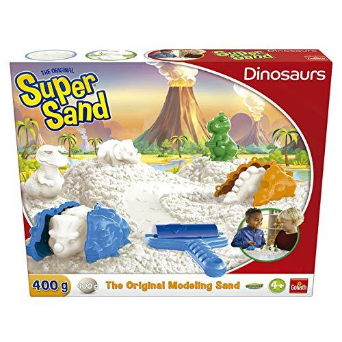Goliath - Super Sand Dinosaurs - Loisir créatif - à partir de 4 ans - Jeu de sable à modeler