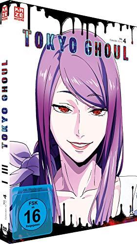Tokyo Ghoul - Staffel 1 - Vol.4 - [DVD]