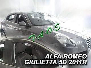 J&J AUTOMOTIVE DEFLETTORI ARIA ANTITURBO per Alfa Romeo Giulietta