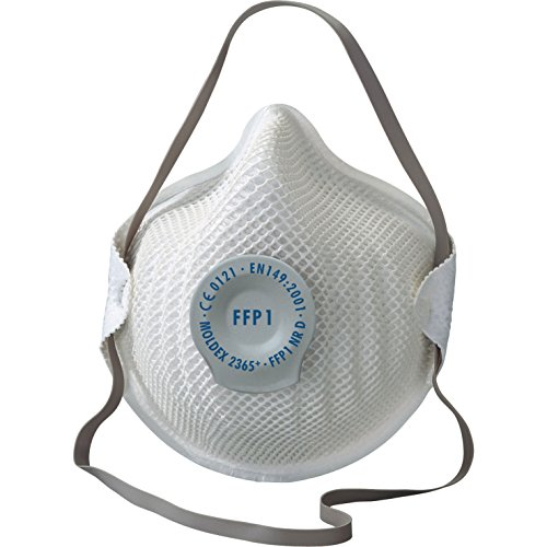 Moldex 2365 Classic FFP1 - Máscara antipolvo desechable (1 unidad)