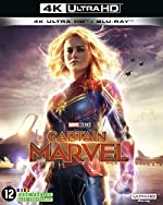 Captain Marvel +2D [4K Ultra HD + Blu-Ray]