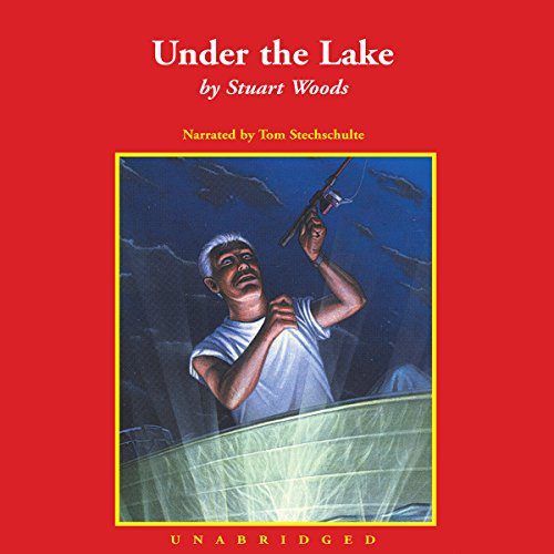Under the Lake audiobook cover art