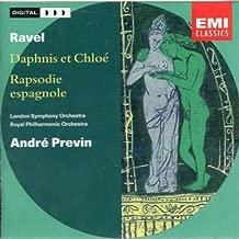 Ravel: Daphnis et Chloe / Rapsodie Espagnole