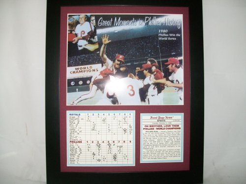 11x14 Framed 1980 World Series Champions Philadelphia Phillies 8X10 PHOTO