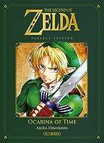The Legend of Zelda - Ocarina of Time - Perfect Edition d'Akira Himekawa