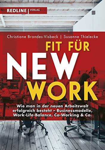 Fit für New Work: Wie man in der neuen Arbeitswelt erfolgreich besteht - Businessmodelle, Work-Life-Balance, Co-Working & Co.