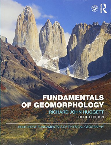 Download Fundamentals of Geomorphology (Routledge Fundamentals of Physical Geography) 1138940658