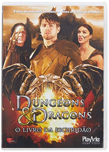 Dungeons E Dragons, O Livro Da Escuridão, [DVD]