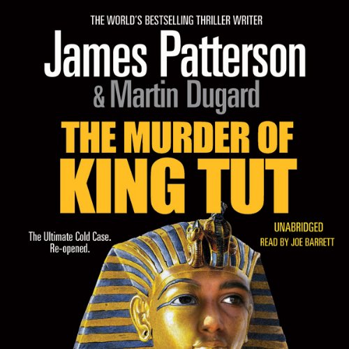 The Murder of King Tut audiobook cover art