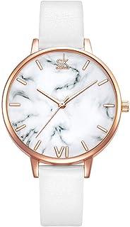 Creative Simplicity Women Watch Genuine Leather Elegant Women Watches Ladies Business Wristwatch
