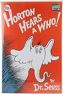 Dr. Seuss Designs Horton Hears A Who Poster, 24 x 36 Inches, 1 Piece