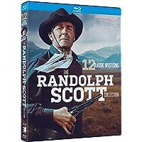 Randolph Scott Western Collection on Blu-ray