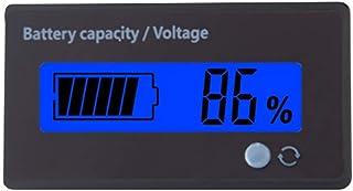 CLISPEED Bateria 2Pcs Profissional Monitor LCD Capacidade Da Bateria Indicador de Tensão