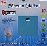 JPWOnline - Bascula de baño digital Kenex KN56-118