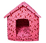 Amit Brothers Ultra Comfortable Multicolor Pet House for Dogs/Puppies(Size-51 X 82 X 64 cm)