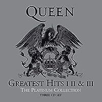 Queen Greatest Hits I, II & III - Platinum Collection
