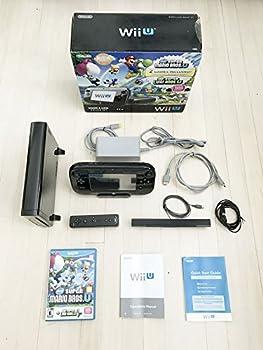Nintendo Wii U Deluxe Console Set  New Super Mario Bros- U and New Super Luigi U by Nintendo