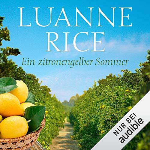 Ein zitronengelber Sommer cover art
