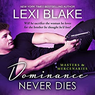 Dominance Never Dies audiobook cover art