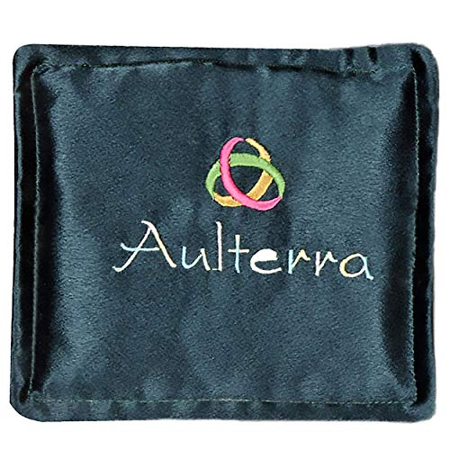Aulterra Energy Pillow EMF Protection and Grounding to Neutralize Harmful Incoherent EMF Frequencies Including 5G (Green)