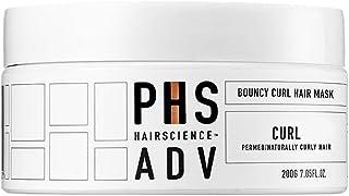 PHS HAIRSCIENCE ADV Bouncy Curl Hair Mask, 200 grams